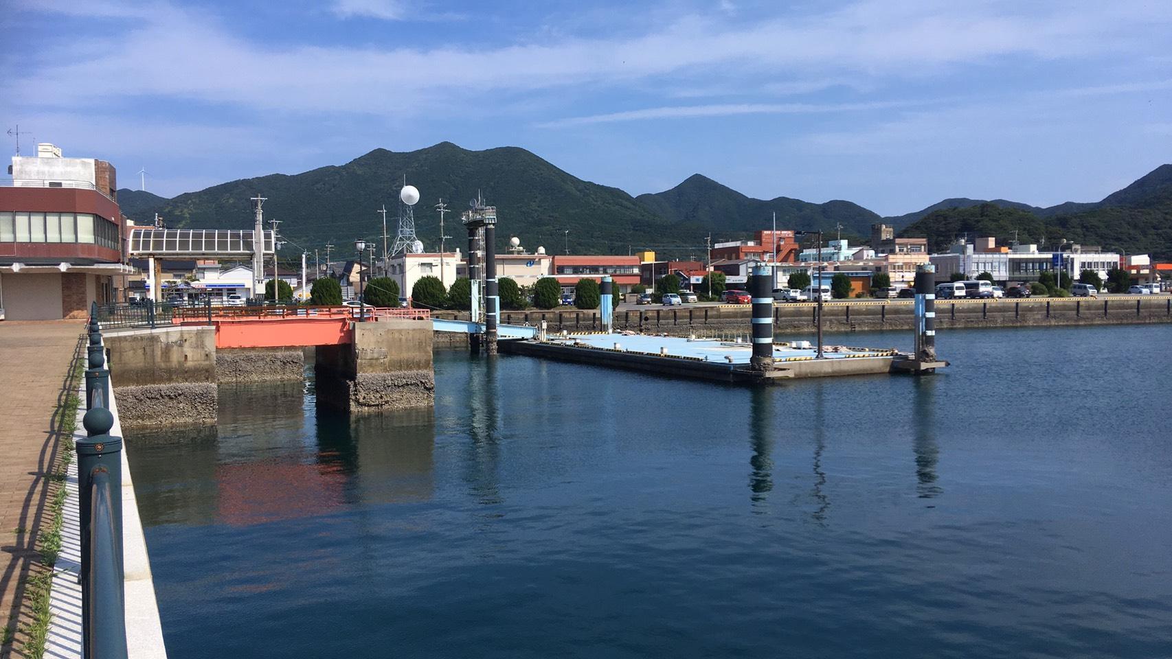 有川港への係船について(有川港湾)-1