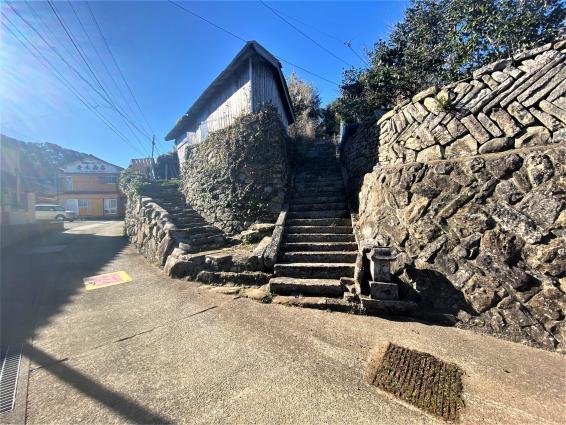 崎浦の五島石集落景観 (重要文化的景観)-3