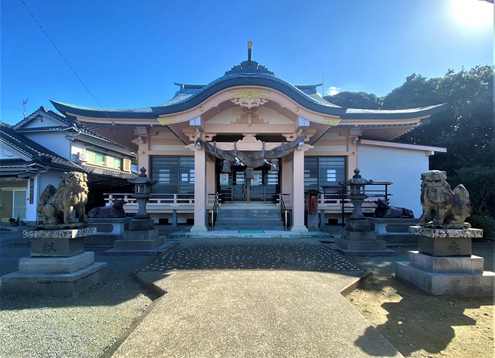 有川神社-1