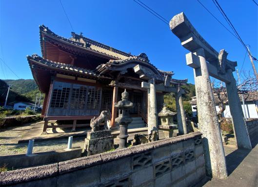 大山祇神社【今里】-2