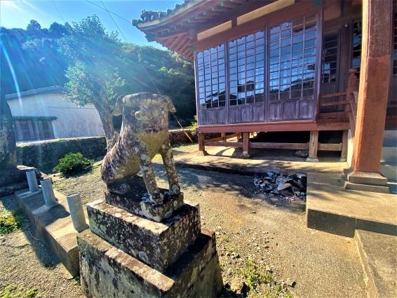 大山祇神社【今里】-1