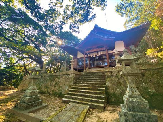 天満神社【浜ノ浦】-0