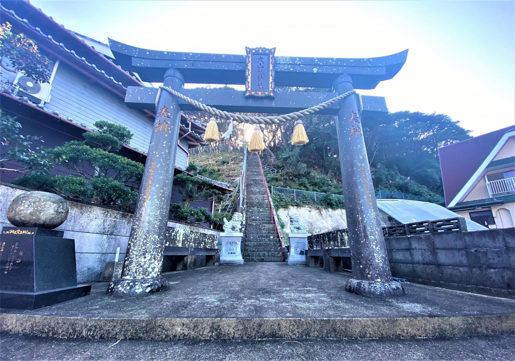 大山祇神社【道土井】-1