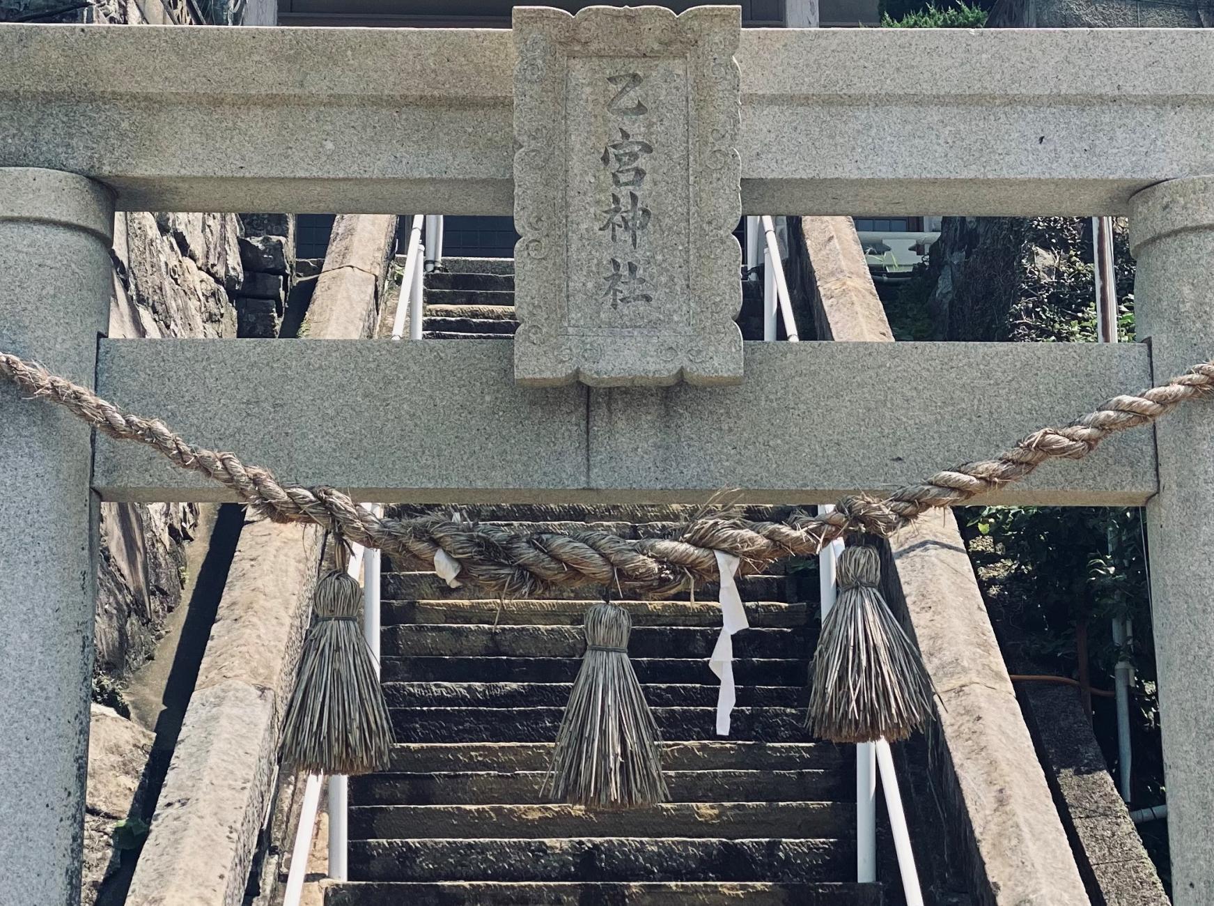 乙宮神社【立串】-5