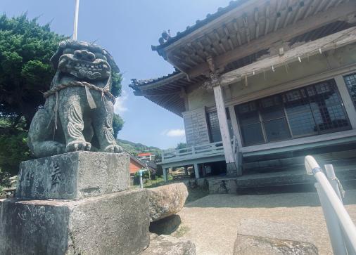 乙宮神社【立串】-1