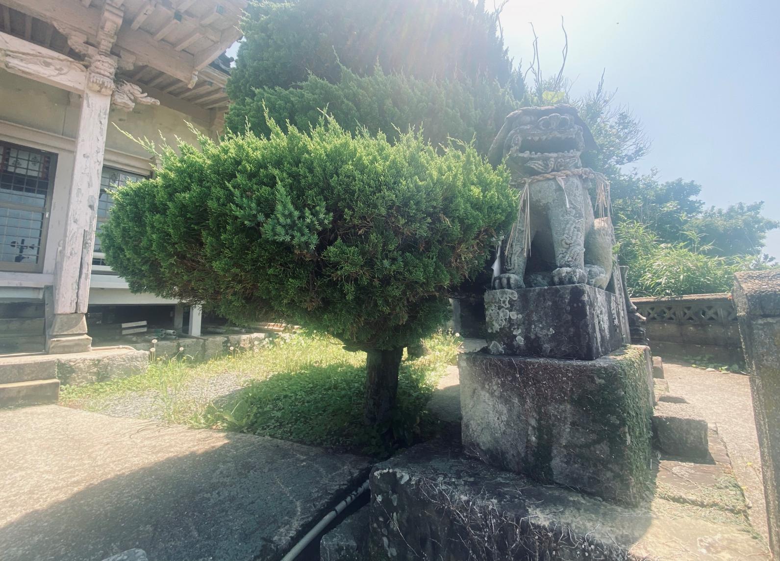乙宮神社【立串】-2