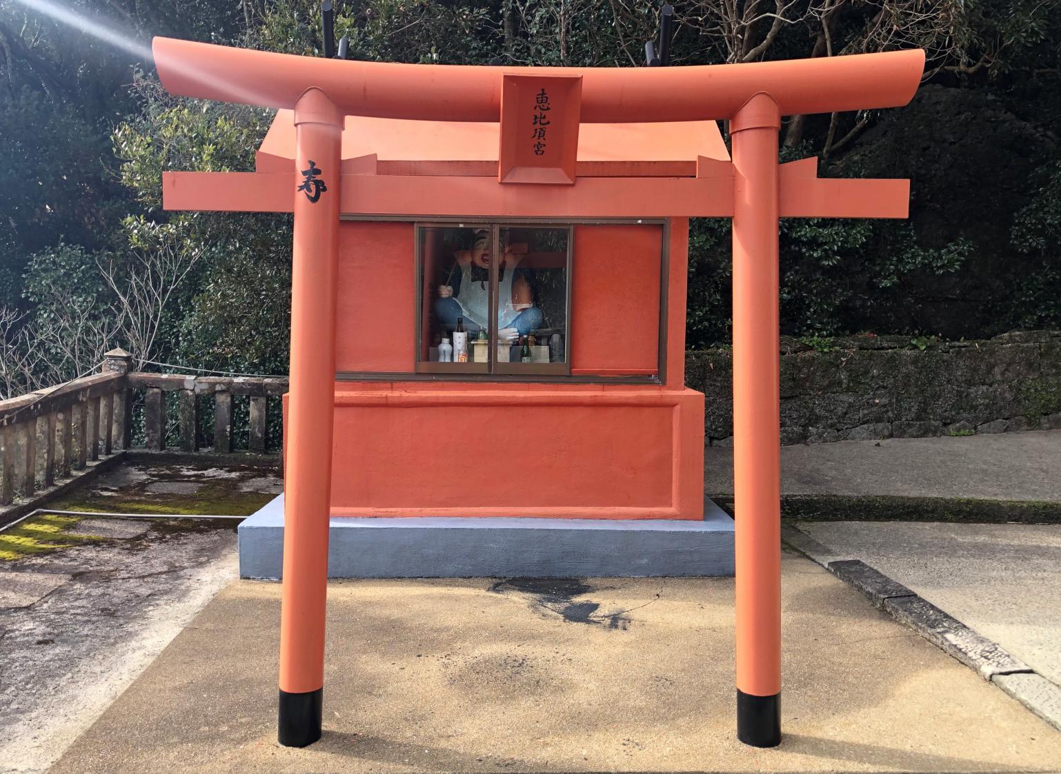 志自岐羽黒神社【岩瀬浦】-2