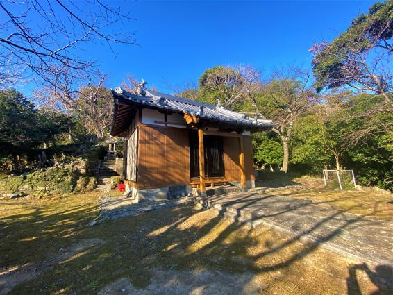 乙宮神社【漁生浦】-0