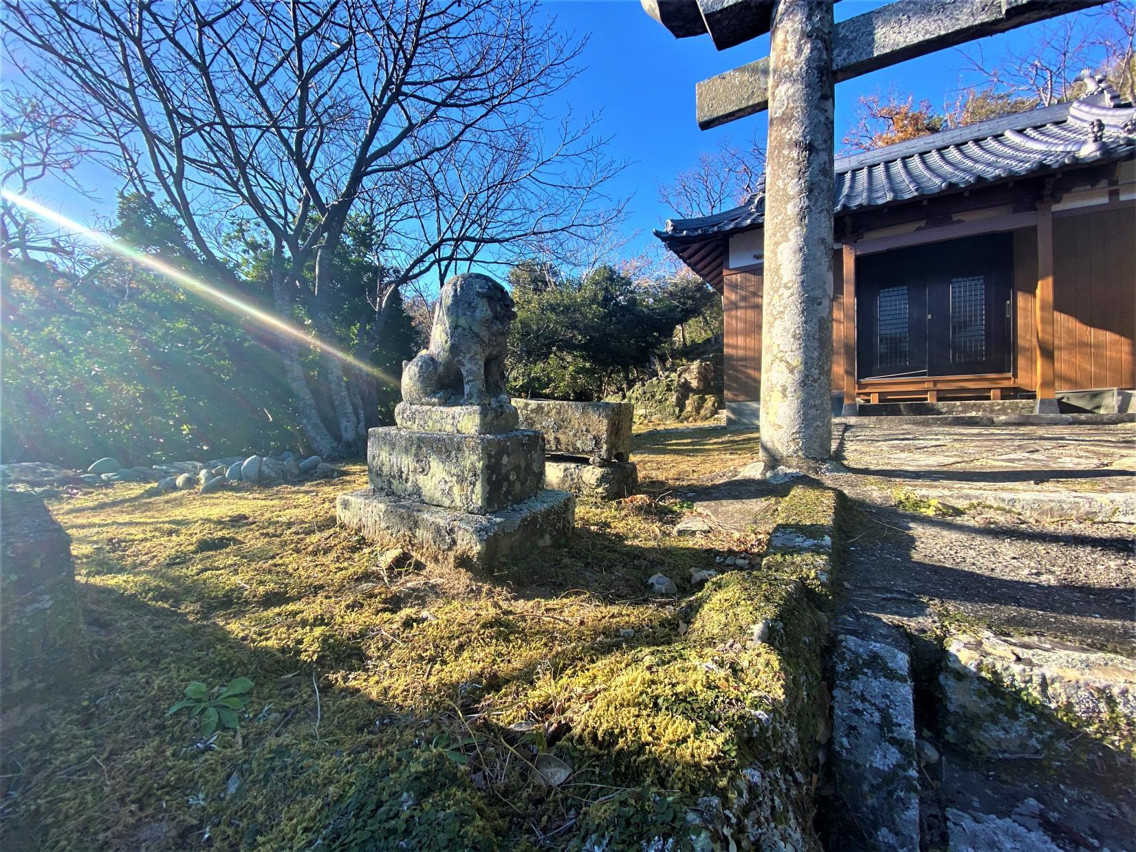 乙宮神社【漁生浦】-2