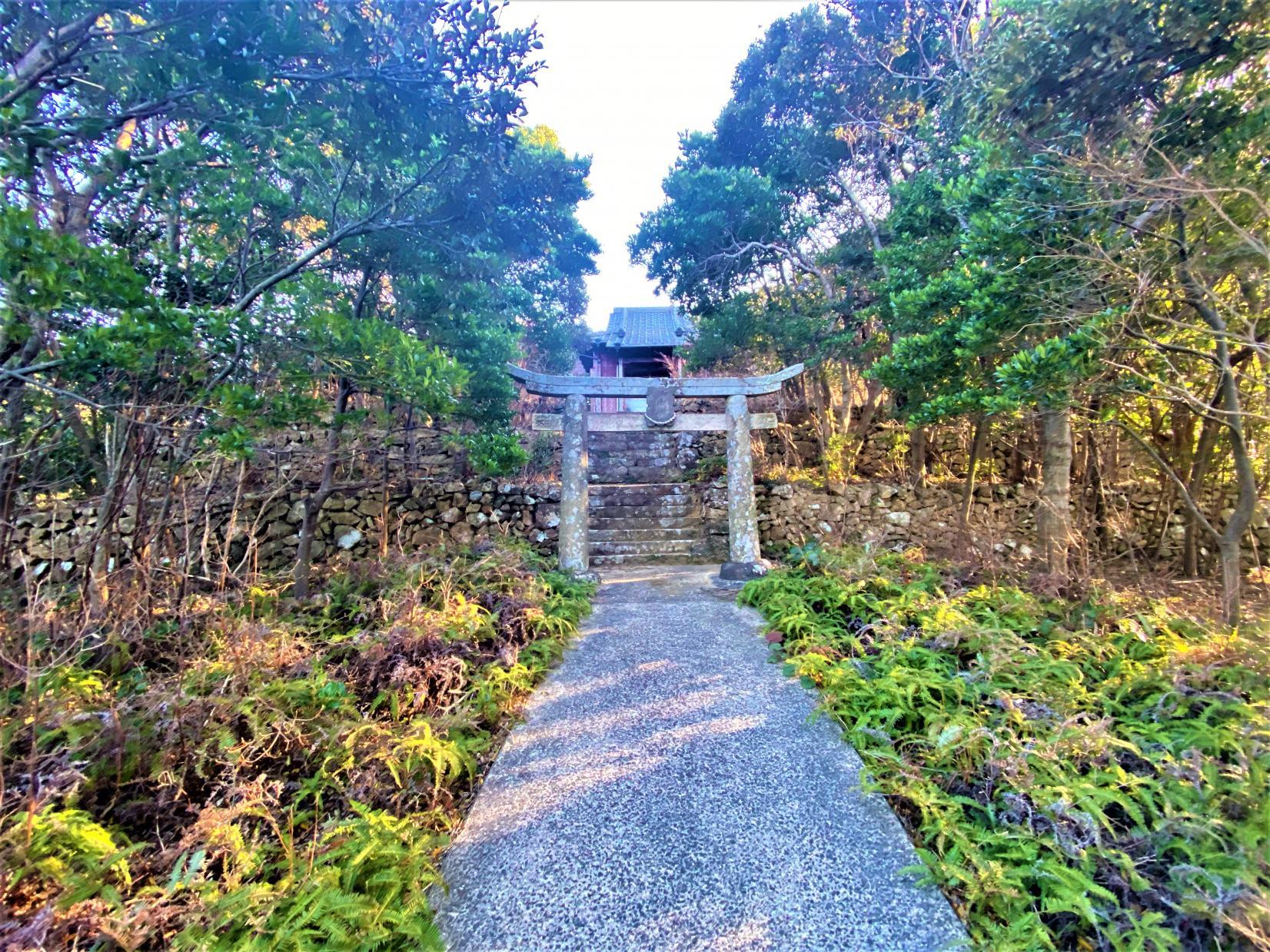 間伏神社-1
