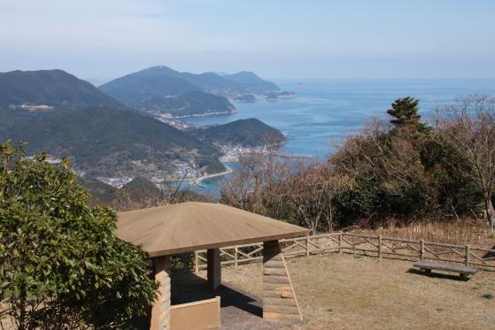 矢倉岳 (マリンピア展望公園)-2
