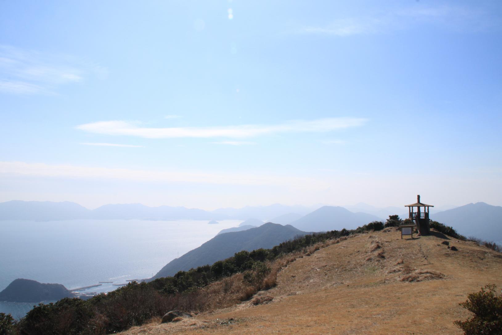 番岳 (番岳展望台)-2