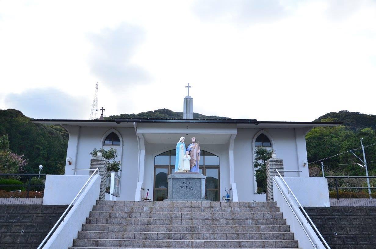 鯛ノ浦教会-1
