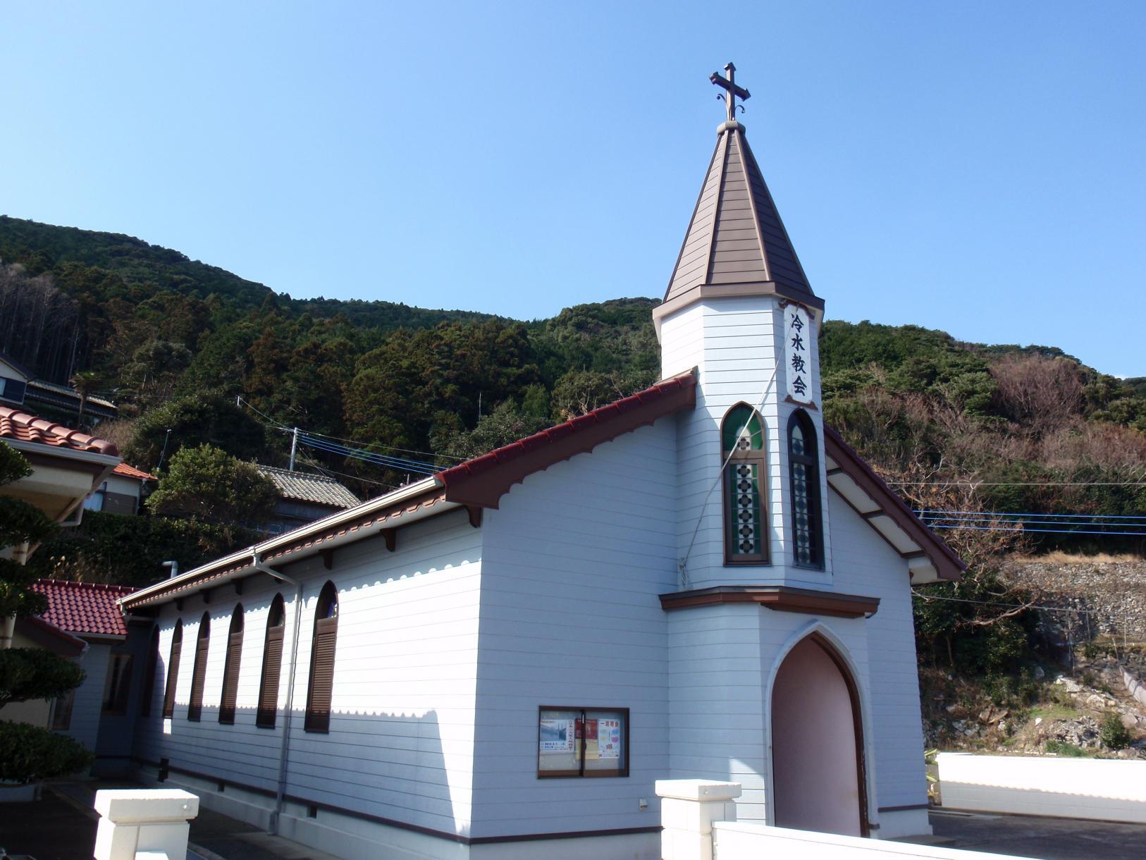 冷水教会-0