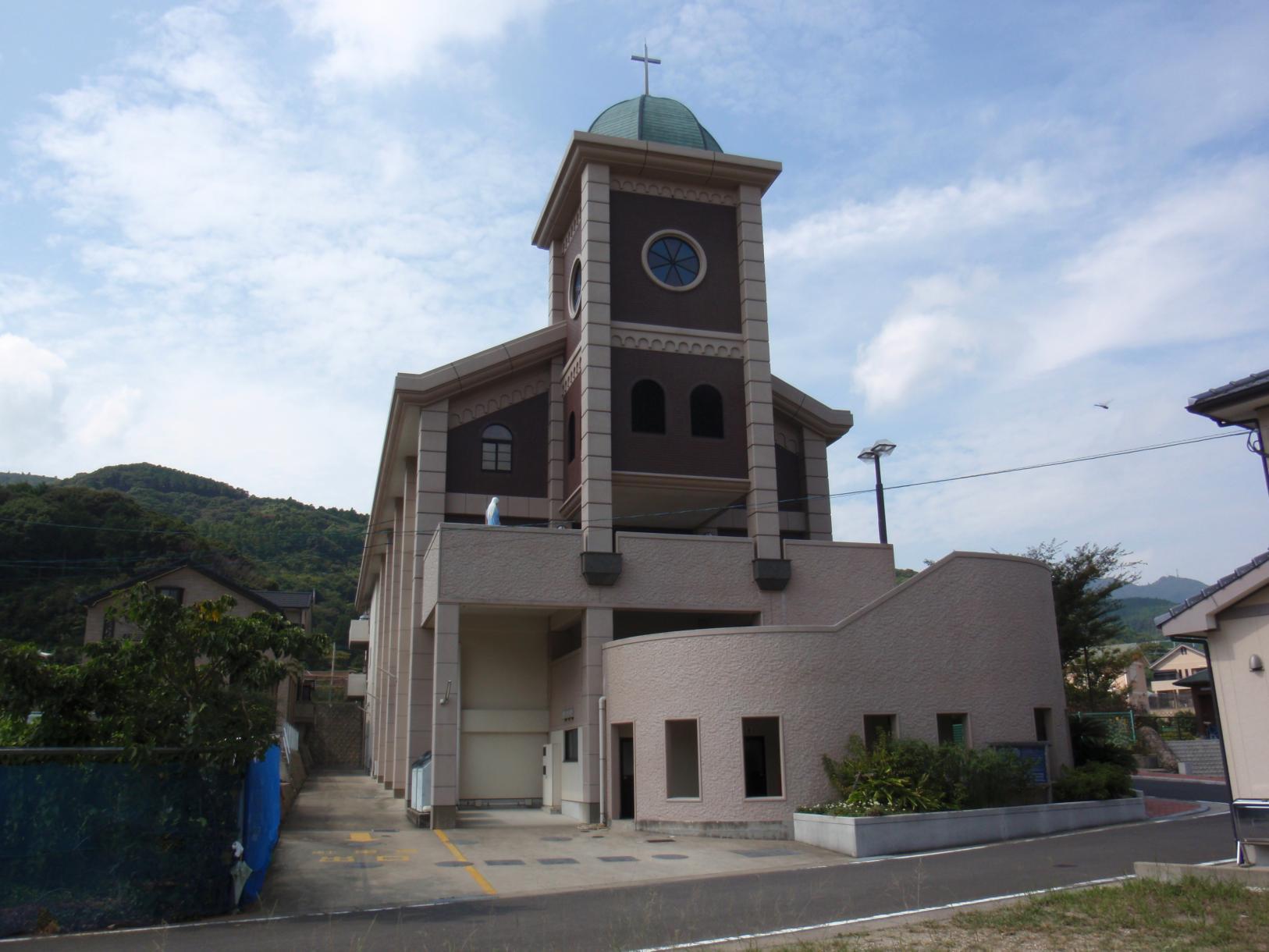 青方教会-1