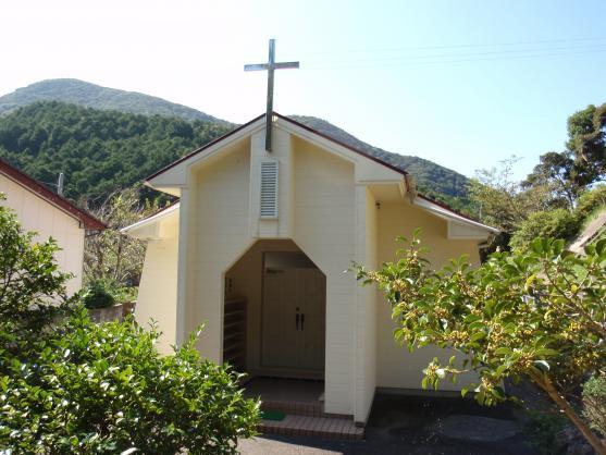 猪ノ浦教会-1