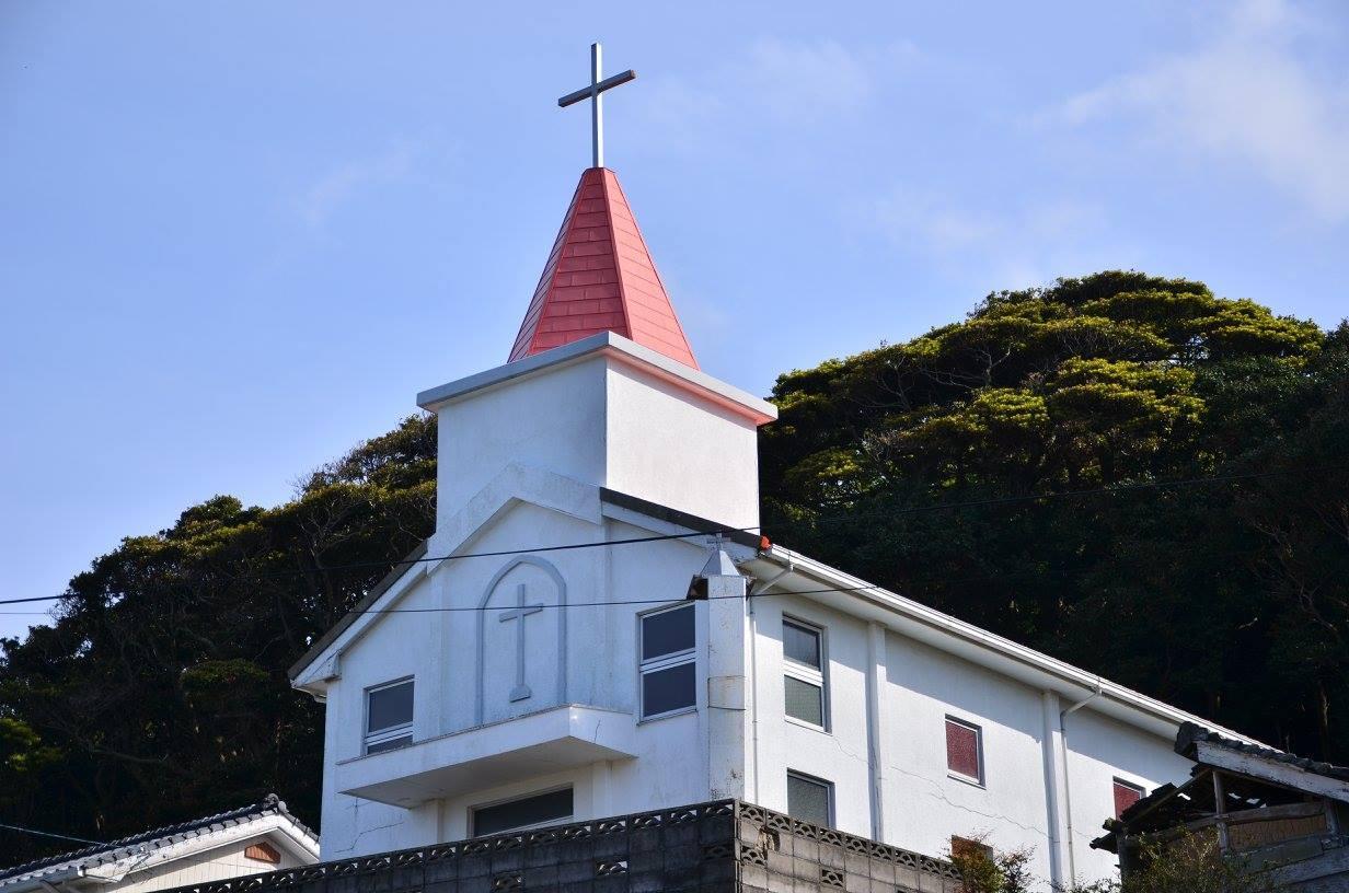 赤波江教会-1