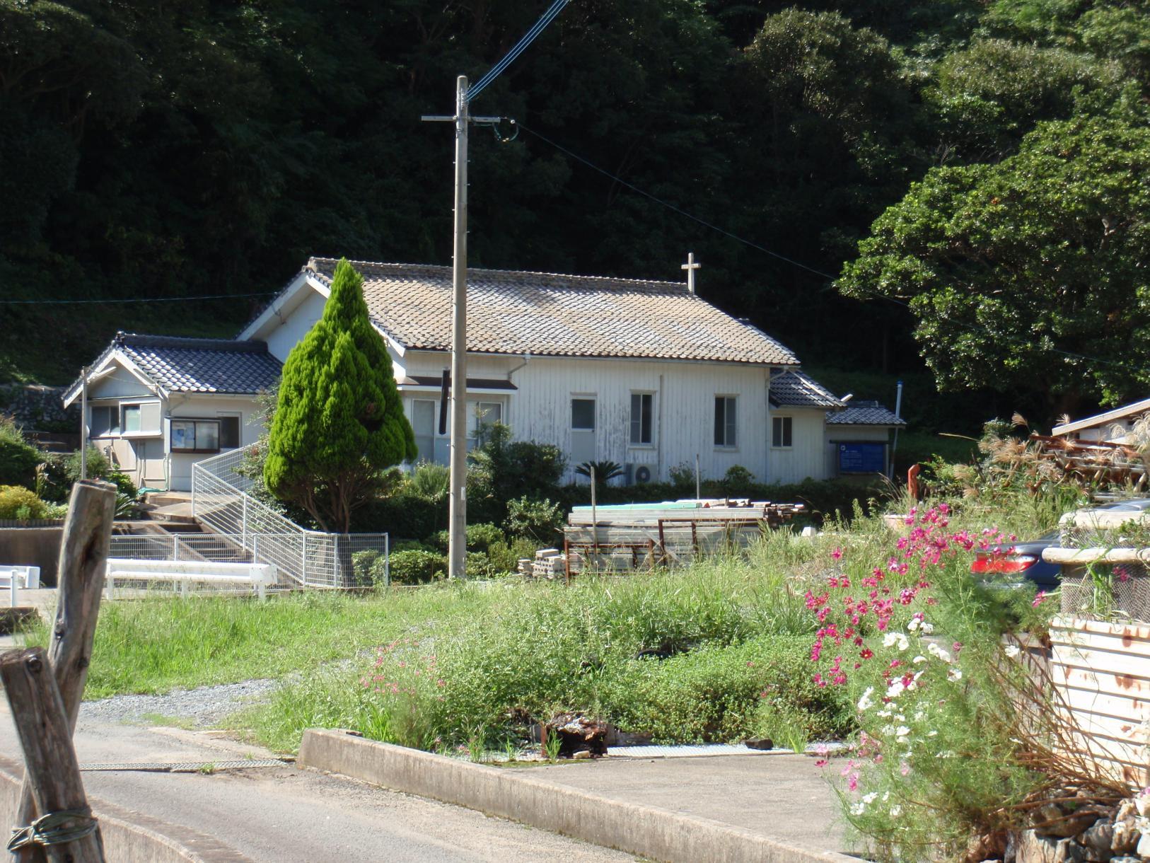 若松大浦教会-1