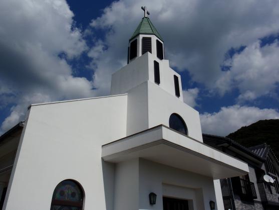 土井ノ浦教会-1