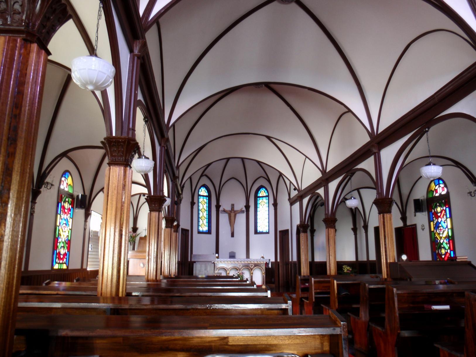 土井ノ浦教会-2