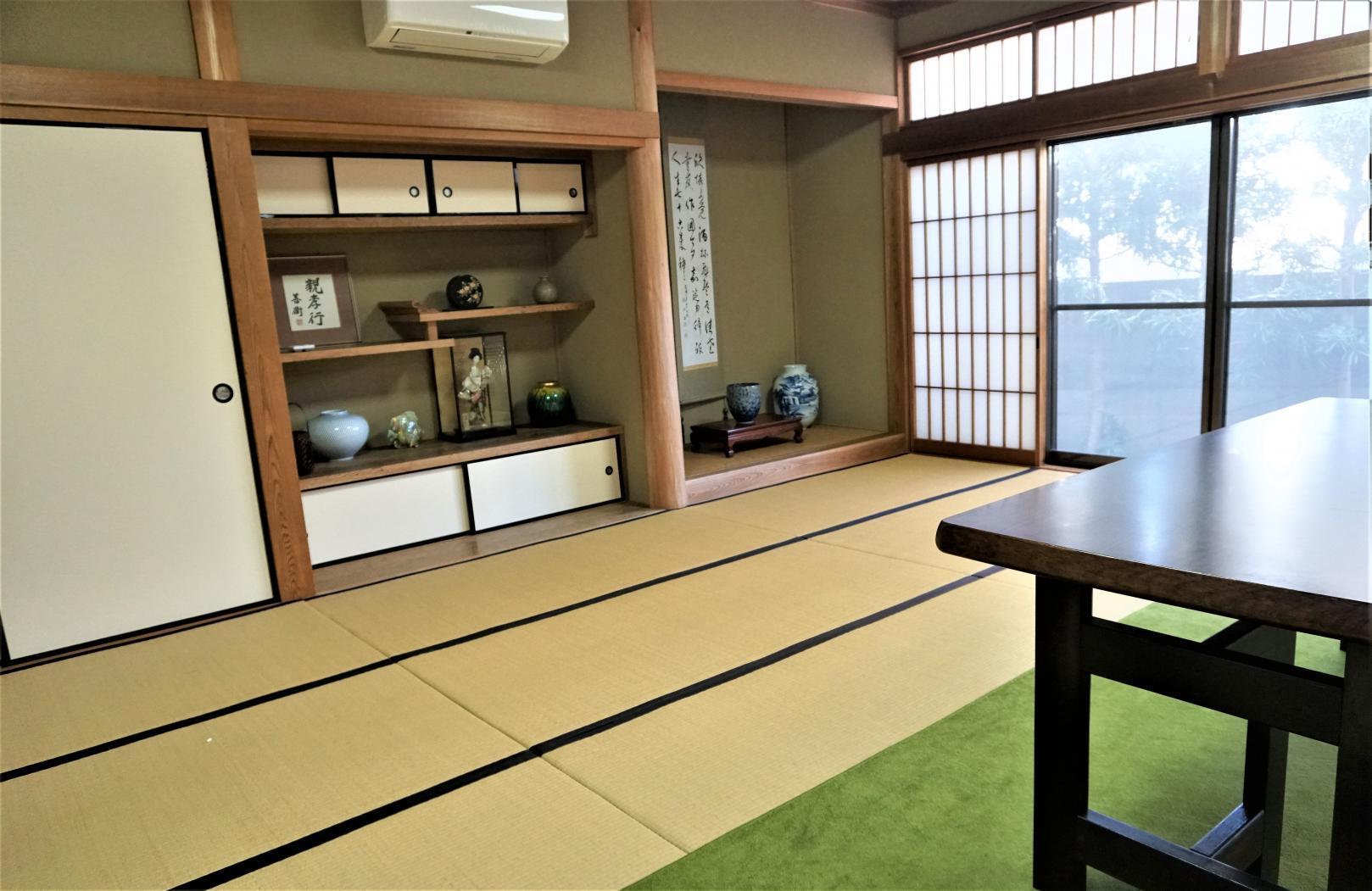 民泊 たのし荘 (五島列島B&B)-7