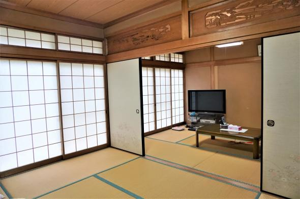 乳母石邸 (五島列島B&B)-1