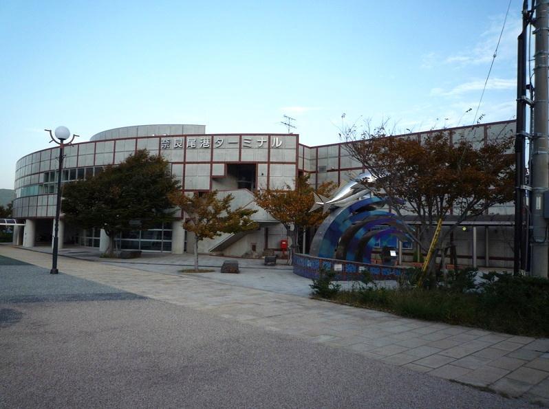 奈良尾港ターミナル-0