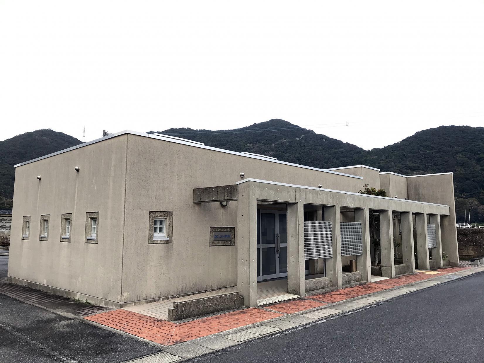 土井ノ浦港ターミナル-1