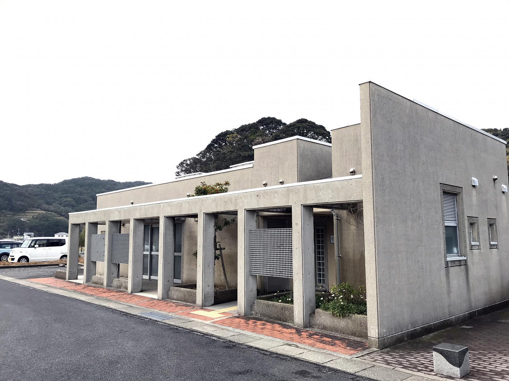 土井ノ浦港ターミナル-2