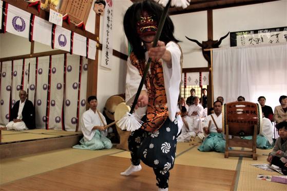 五島神楽【国指定重要無形民俗文化財】-4