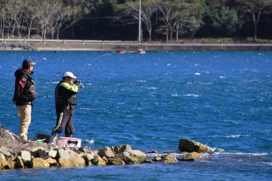磯釣り体験-2