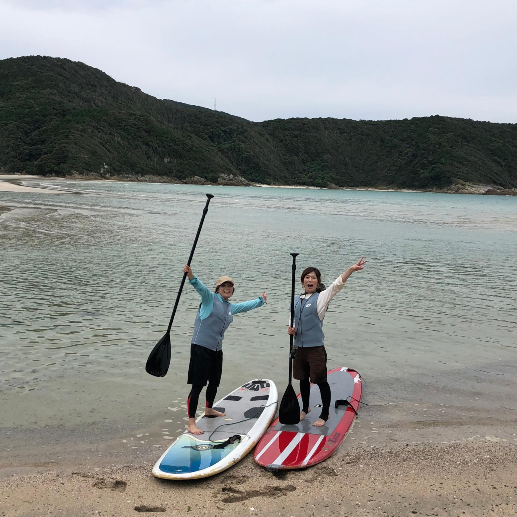 蛤浜de海遊び体験-4