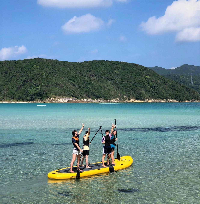 蛤浜de海遊び体験-1