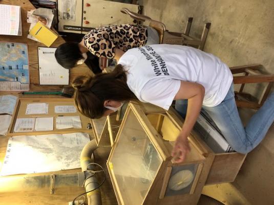 椿箸作り体験-3