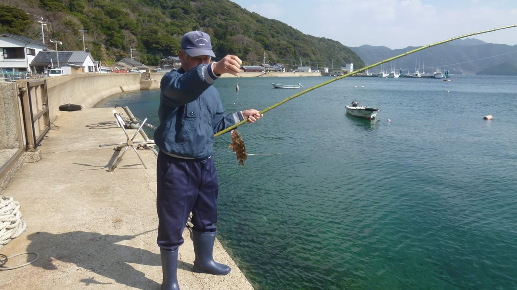 磯遊び、魚釣り-2