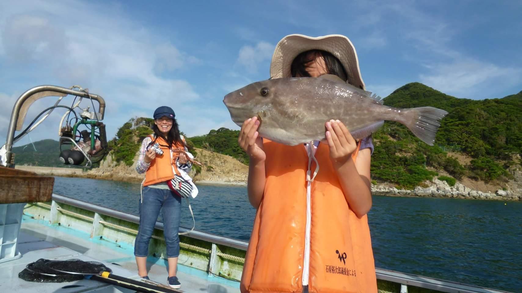 磯遊び、魚釣り-1