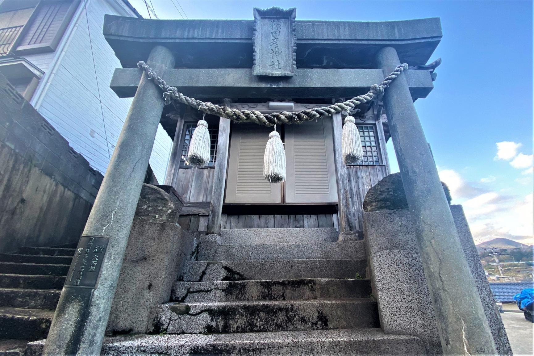 猿田彦神社【奈良尾】-3